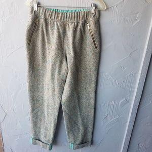 ASOS tweed confetti pants 6